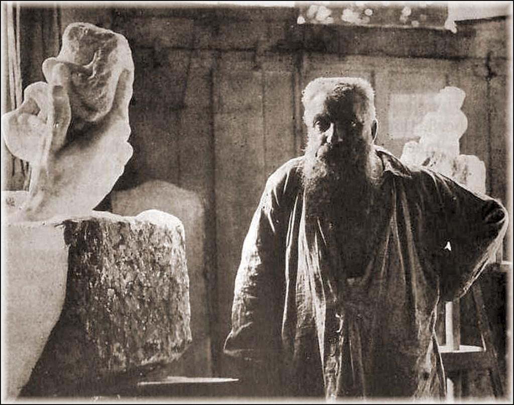 Il grande vetro rodin prima dell 39 inferno 2 di 2 for Rodin scultore