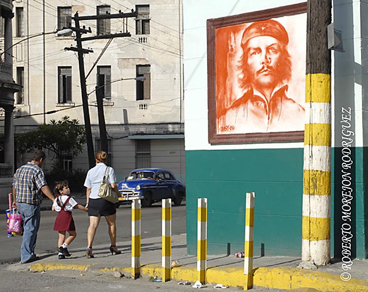 Cuba Havana Ché Guevara