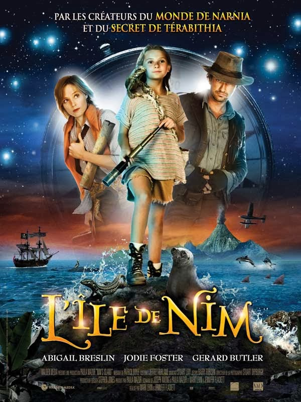 Download Movie Return to Nim's Island en streaming (version francais)