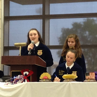 FFA Officer Presentation