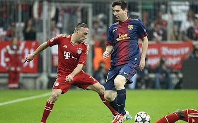 Multibet88 - Franck Ribery: Tugas Bayern Munich Belum Selesai