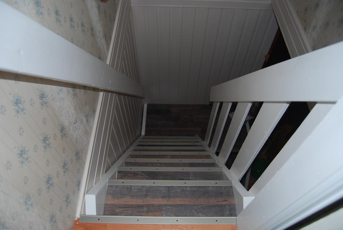 I stöket hos mig: trappan