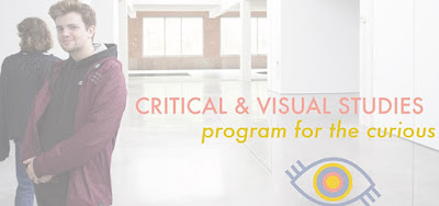 CRITICAL & VISUAL STUDIES