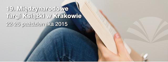 19 Międzynarodowe Targi Książki w Krakowie - Już za tydzień!