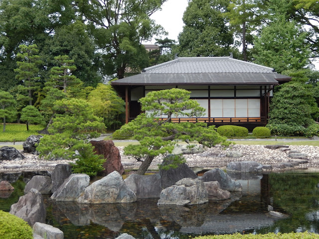 Palais du shogun