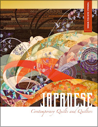"Author of ""Japanese Contemporary Quilts and Quilters"""