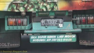 Sopir Kawin Lagi