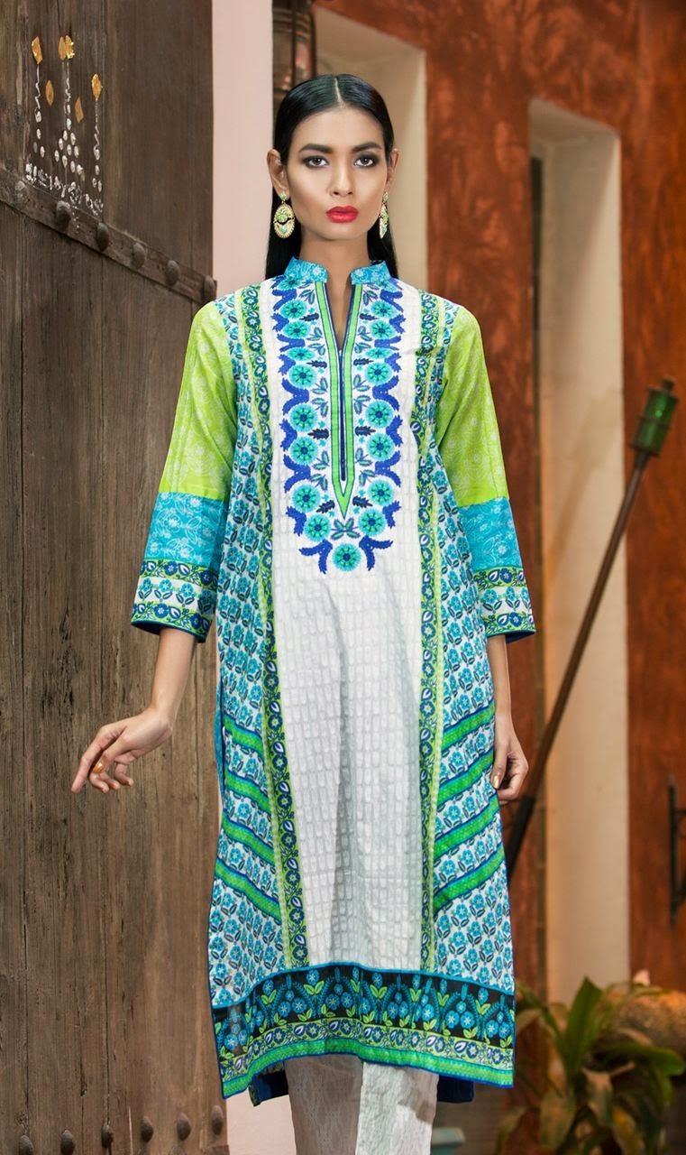 Pakistani Dress Style