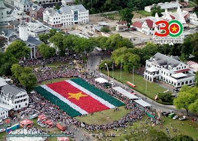 Surinam turismo