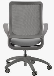Hawk Office Chair in Gray Mesh