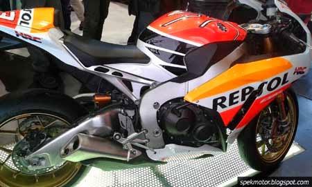 Koleksi Moge Honda IMOS 2014