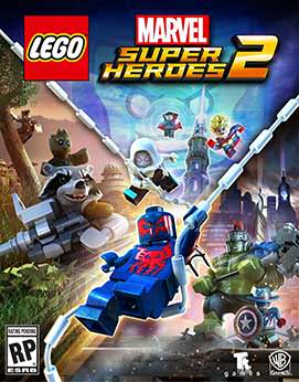 LEGO Marvel Super Heroes 2 Infinity War Jogos Torrent Download capa
