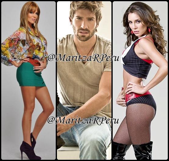 """... junto a """"Elizabeth Gutierrez"""" y """"David Chocarro"""" en nueva Telenovela"""