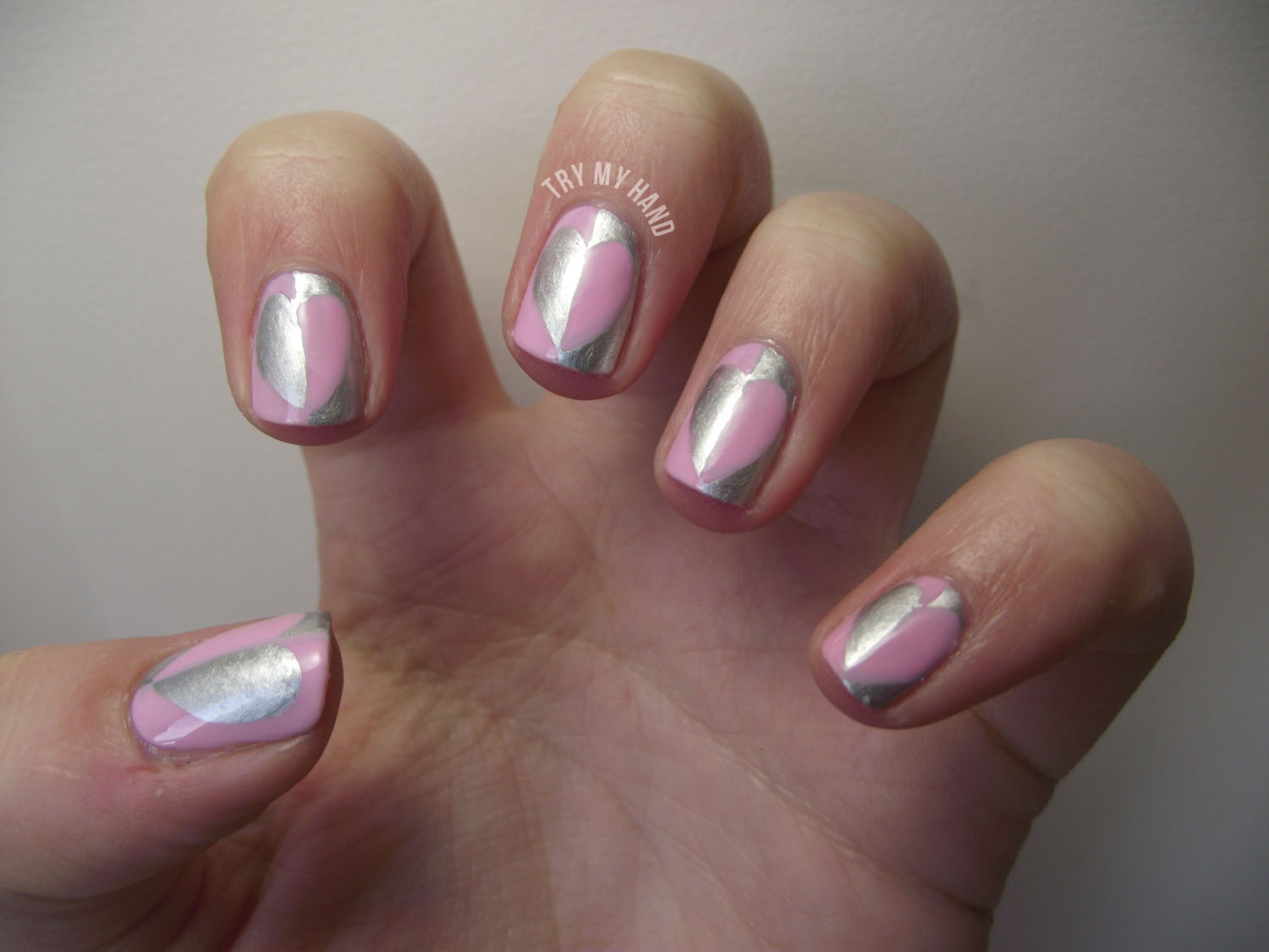Try My Hand Alphabet Nail Art Challenge X For Xoxo