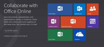 Microsoft Ubah Nama Office Web Apps Jadi Office Online