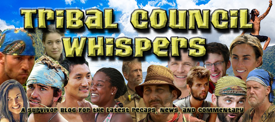 Tribal Council Whispers: A Survivor Blog
