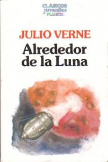 Viaje alrededor de la Luna - Julio Verne
