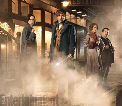 Karakter-karakter yang akan muncul di Fantastic Beasts