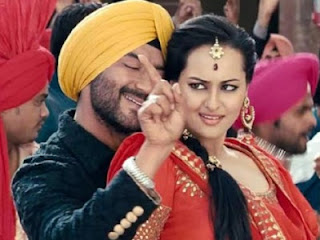 Ajay Devgan In Son Of Sardar
