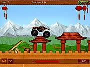 Lái xe Monster 4399, chơi game lái xe online hay