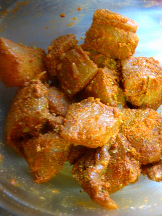 Fish thilapia fry meen varuval nalini 39 skitchen for What is the best oil to fry fish in