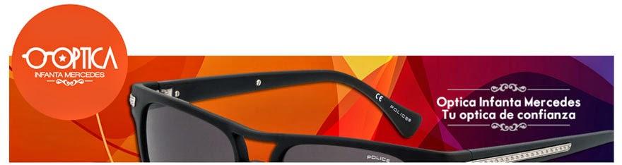 Optica Infanta Mercedes. Gafas de sol y Gafas graduadas