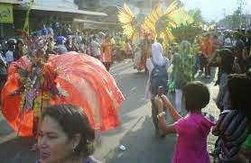 Karnaval Genteng, Banyuwangi, 2012,