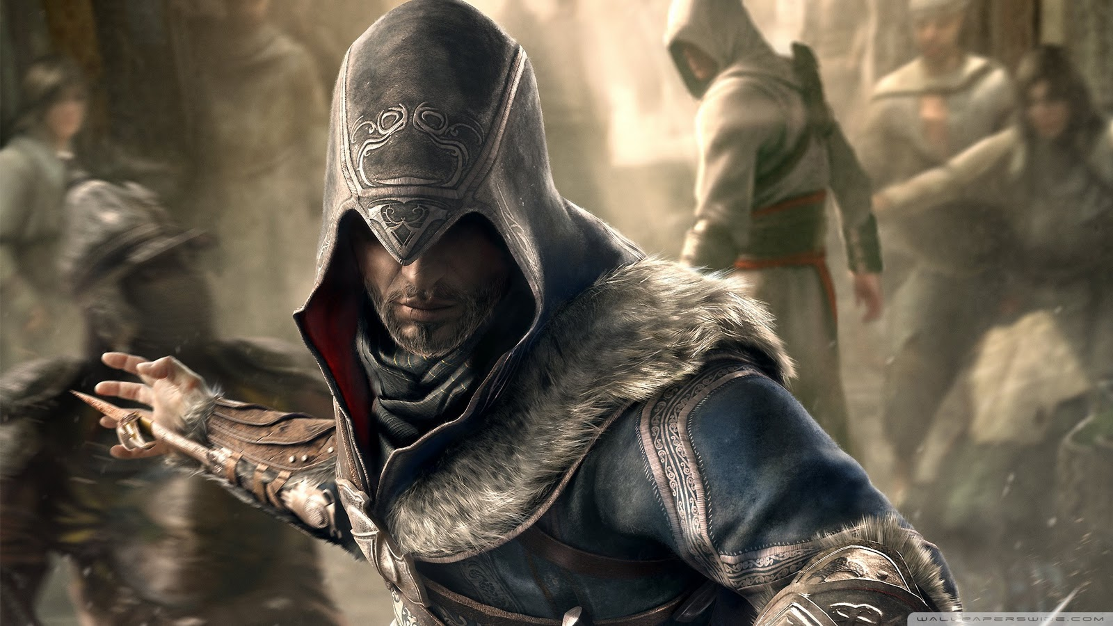 Assassin s Creed Revelations Wallpaper (HD) - assassins creed revelations wallpapers