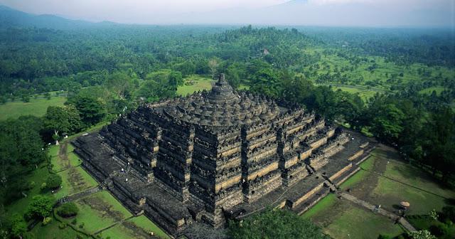 Teknik rahasia bangunan Candi Borobudur Berdasar Ilmu Astronomi