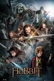Afiche de El Hobbit