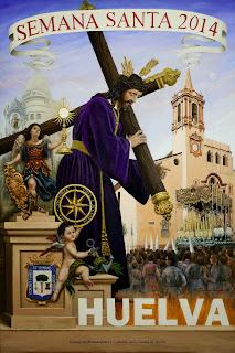 Semana Santa de Huelva 2014 - José Luis Delgado Blanco