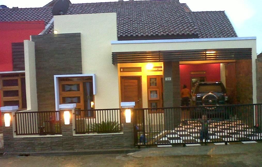 ... rumah minimalis terbaru 2014 dalam ukuran asli di gambar rumah