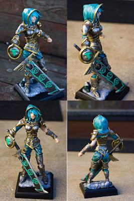 League of Legends Sculpture