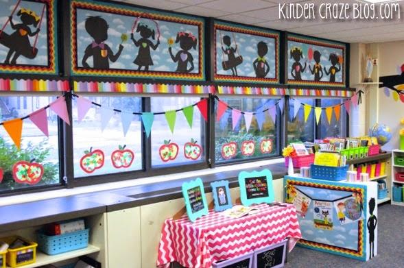 kindergarten classroom decorations