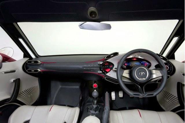 2015 Toyota Celica Interior