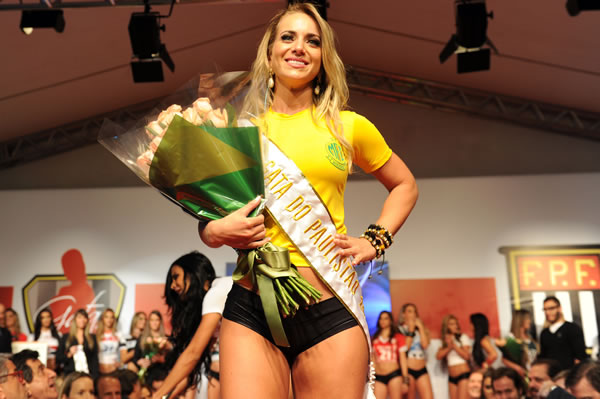 Gabriela Zanata Gata do Mirassol - Paulistão 2012