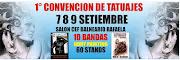 Convención de tatuajes en Rafaela, Santa Fe. (rafaela)