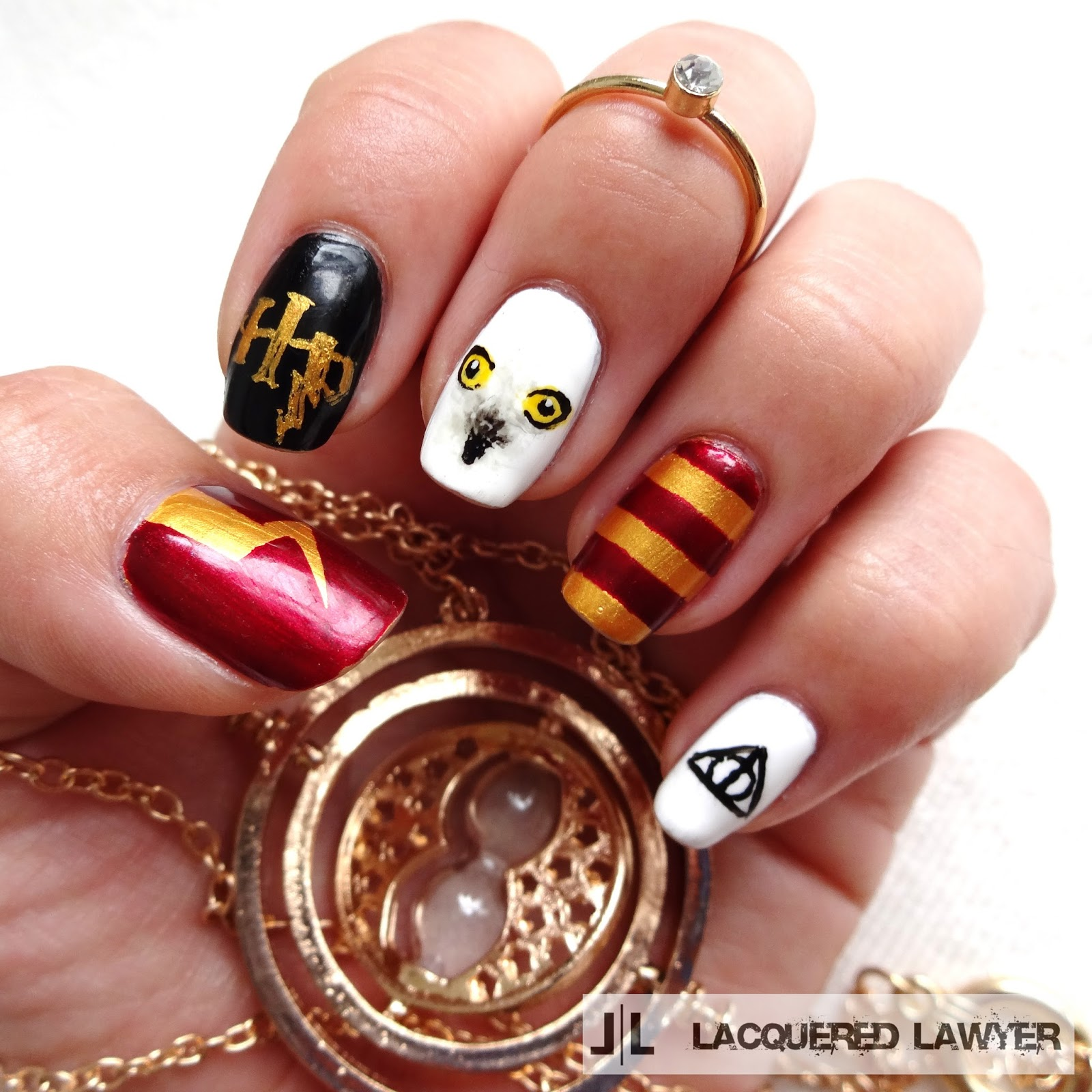 Lacquered Lawyer | Nail Art Blog: September 2014