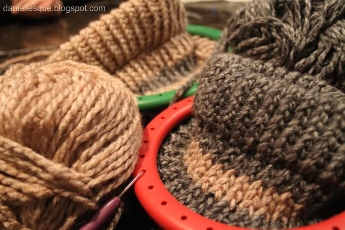 Ktog Knitting : Daniellesque knit together by love giveaway