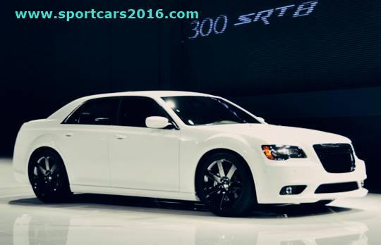 2017 Chrysler 300 Concept