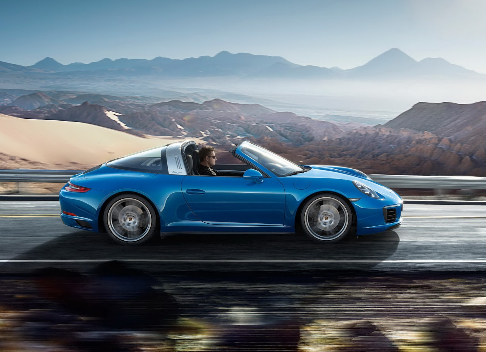 porsche 911 targa 4 e targa 4s facelift 2016 porsche autopareri. Black Bedroom Furniture Sets. Home Design Ideas