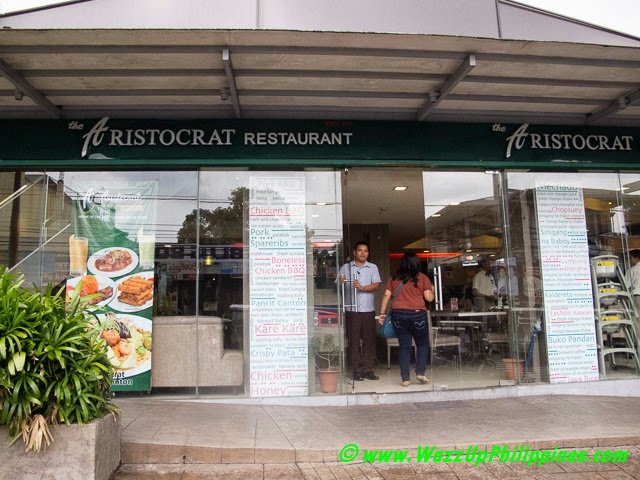 Photo of the Ultimart branch of Aristocrat Restaurant in San Pablo Laguna
