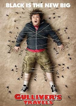 Gulliver Du Ký - Gulliver's Travels (2010) Poster