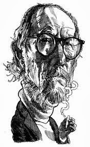 caricaturas escritores