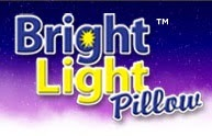 Bright Light Pillow logo