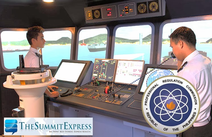 Top 10 List February 2014 Marine Engineer Officer board exam