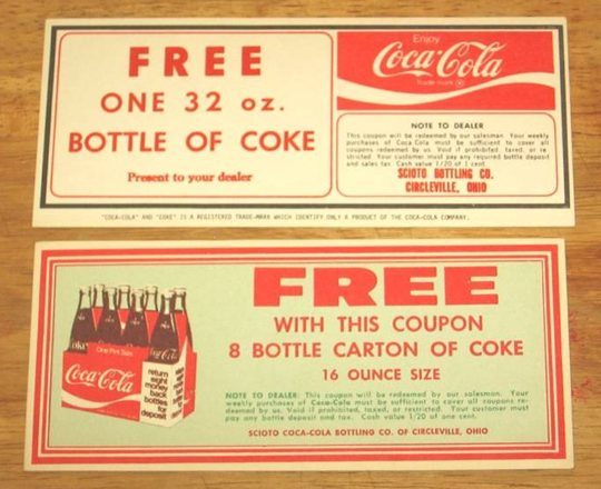 Americans drink an average of servings of Coke products per year. 50% of these are Coke brands, and 63% of those are Coca-Cola Classic. That comes out to Classic Coke servings per person.