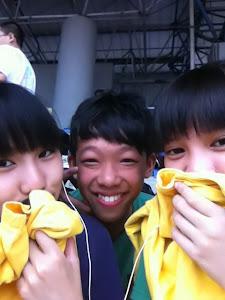 疯狂三人组 ^^