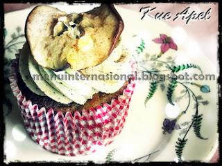 Cara Membuat Kue Apel Kayu Manis