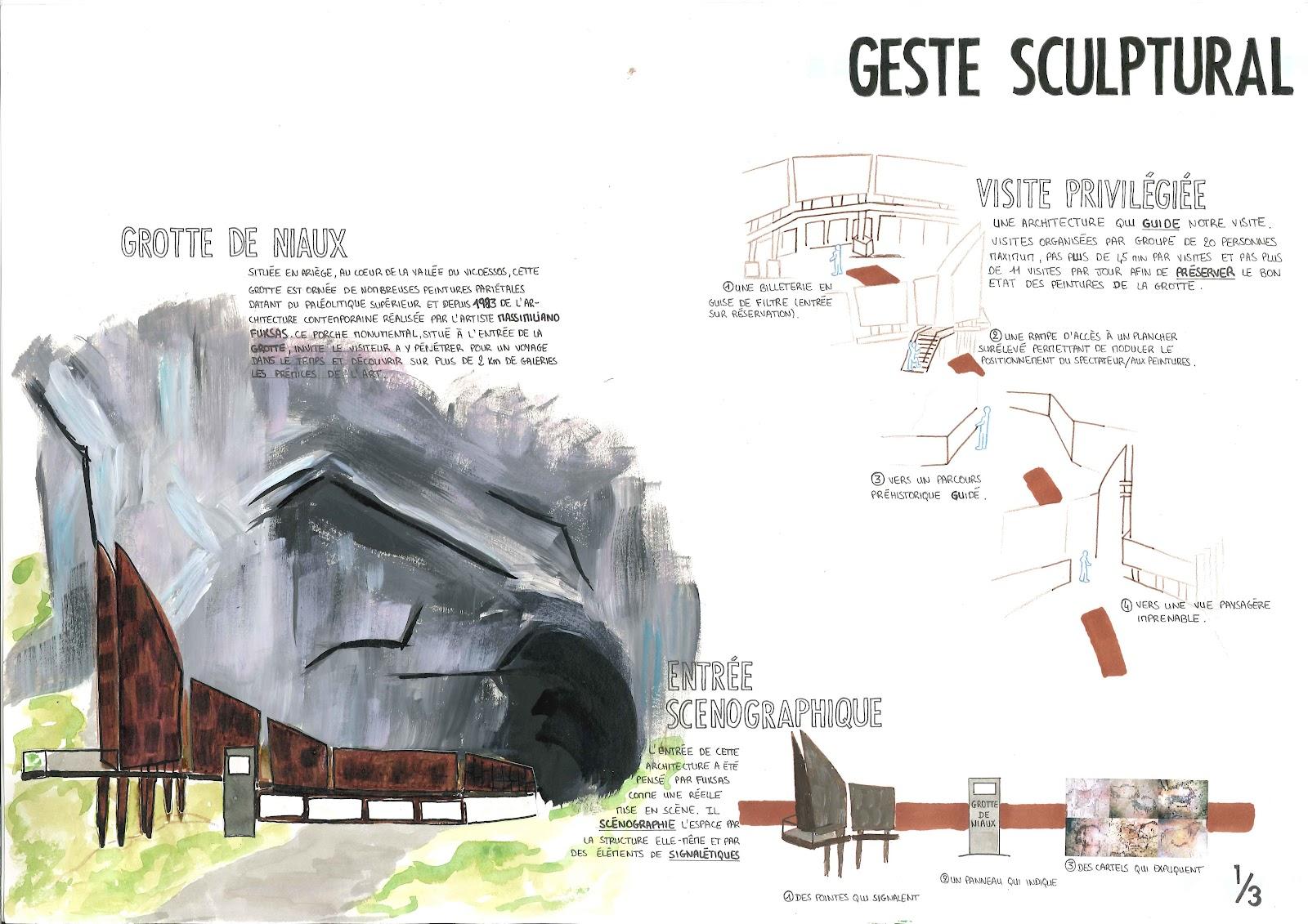 Manaa diderot etude de cas espace for Architecture graphique